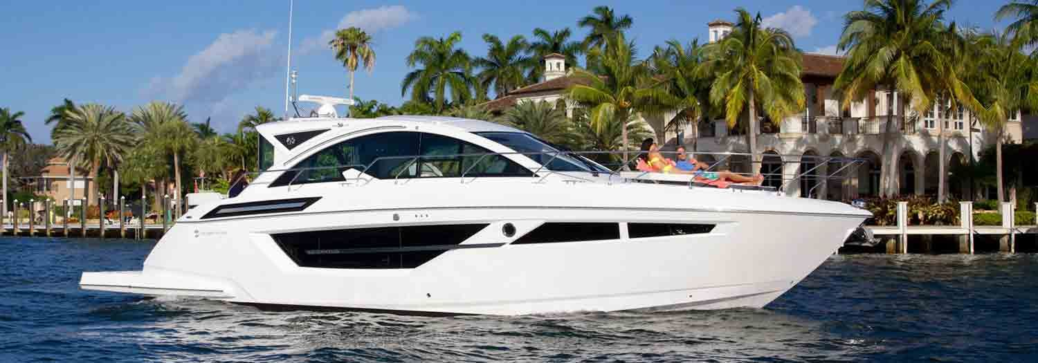 Cruiser Yachts For Sale