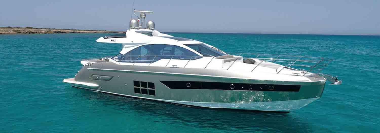 Azimut Yachts For Sale
